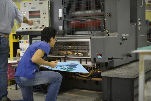 Production imprimée