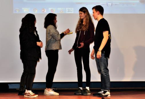 Echange entre jeunes sourds européens