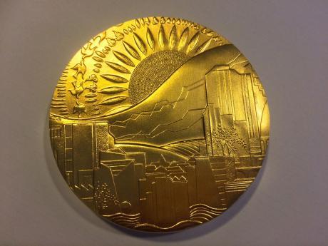 Médaille d'or 2018