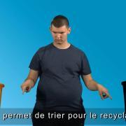 Le recyclage à l'INJS ( version sous-titrée )