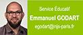 Emmanuel Godart